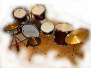 Schlagzeug (für Jugendliche),