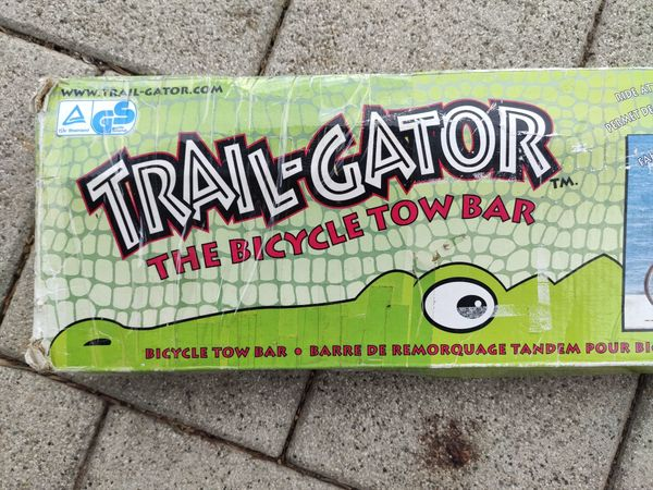 Original Trailgator Kinderfahrrad-Tandemstange