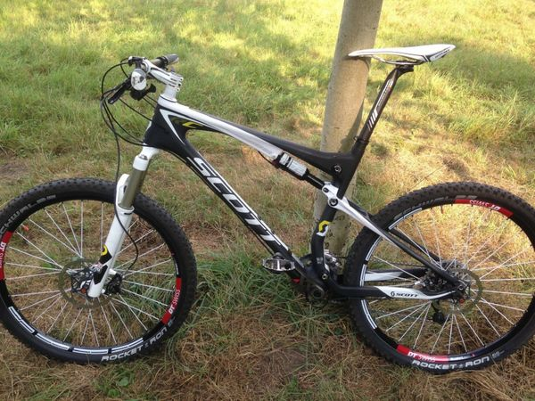 Scott Spark RC Mountainbike Größe