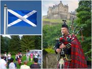 Bagpiper for you - Amazing Luck