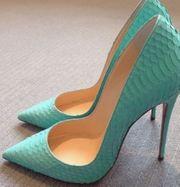 Die Pflege der High Heels