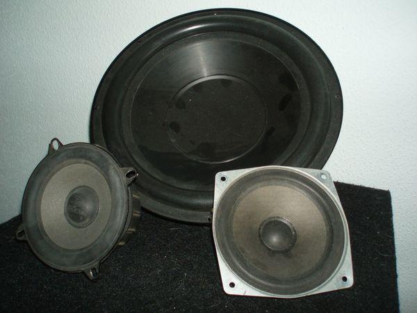 3 Lautsprecher Boxen