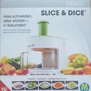 SLICE DICE Küchenmaschine