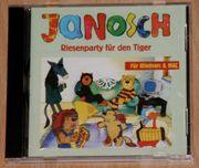 CD-ROM - Janosch - Riesenparty für den Tiger
