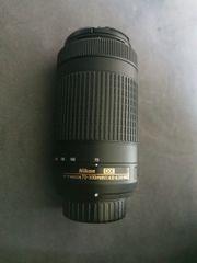 Nikon DX Nikkor Objektiv 70-300mm