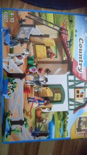 Playmobil kleiner Ponyhof 6927