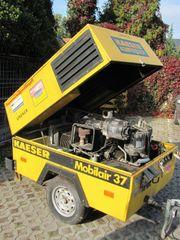 Baukompressor Kaeser 37 Baujahr 1992