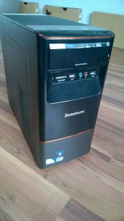 Lenovo Computer PC frisch installiert