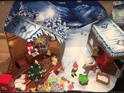 Playmobil Adventskalender 4161 Weihnachts Postamt