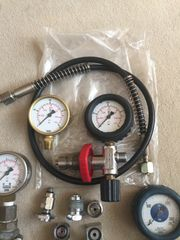 Kompressorzuhör für Tauchsports