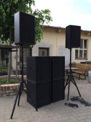 HK Audio Actor PA Anlage