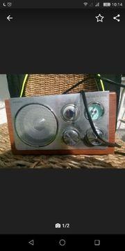 Scott wooden Radio
