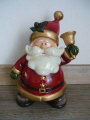 Dekofigur Weihnachtsmann