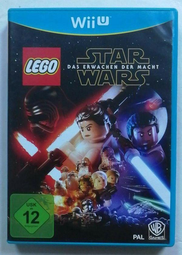 Wii U Spiel Lego Star