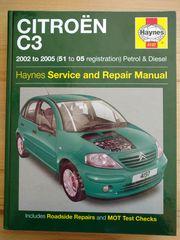 Service and Repair Manual für