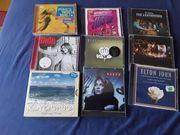 Verkaufe verschiedene CDs