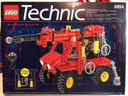 LEGO Technic Kranwagen Pneumatik 8854