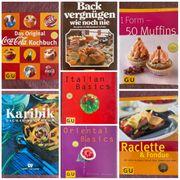 Kochbücher von G U