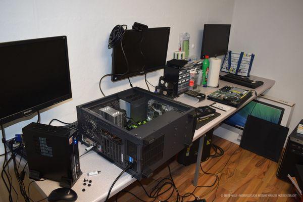 Gaming Computer Gaming PC - Nach