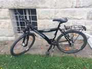 Fahrrad, sportliches Jugendrad