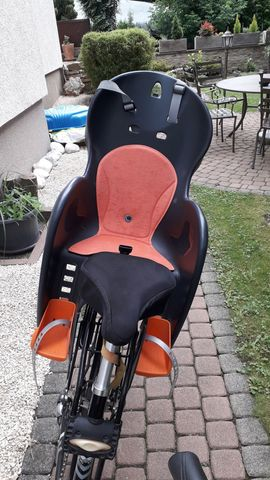 Baby- und Kinderartikel - Kinder-Fahrradsitz