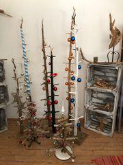 Alternative nachhaltige Weihnachtsbäume Christbäume