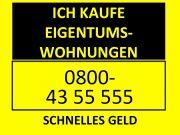 Kaufe Eigentumswohnungen. Frankfurt +