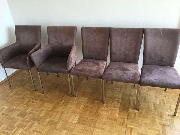 Sitzgruppe Bestehend Aus 5 Sesseln Zu Verkaufen In Lustenau