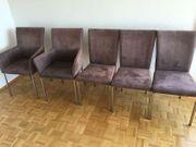 Sitzgruppe bestehend aus 5 Sesseln