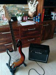 Harley Benton Gitarren Set für