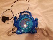 CD-Recorder mit Karaokefunktion