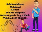 Schlüsseldienst Alsdorf - 50 Euro Endpreis
