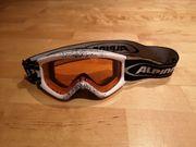 Kinder Ski-Brille von Alpina