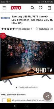 smart tv 55 Zoll UHD