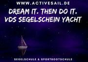 Ausbildungstörn zum VDS Segelschein Yacht -