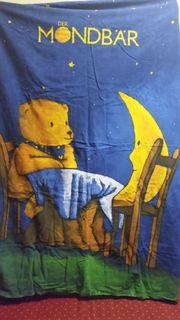 Mondbär-Bettwäsche