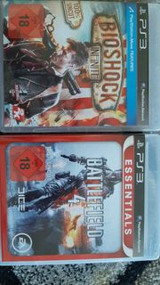 PS3-Spiele USK18