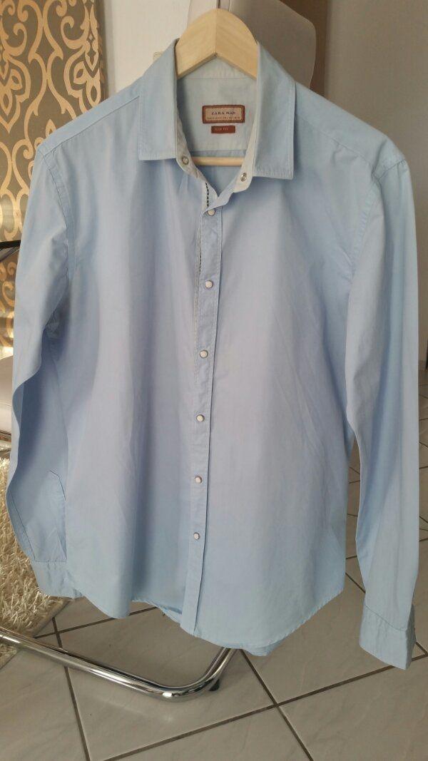 Neues Slim Fit Hemd von