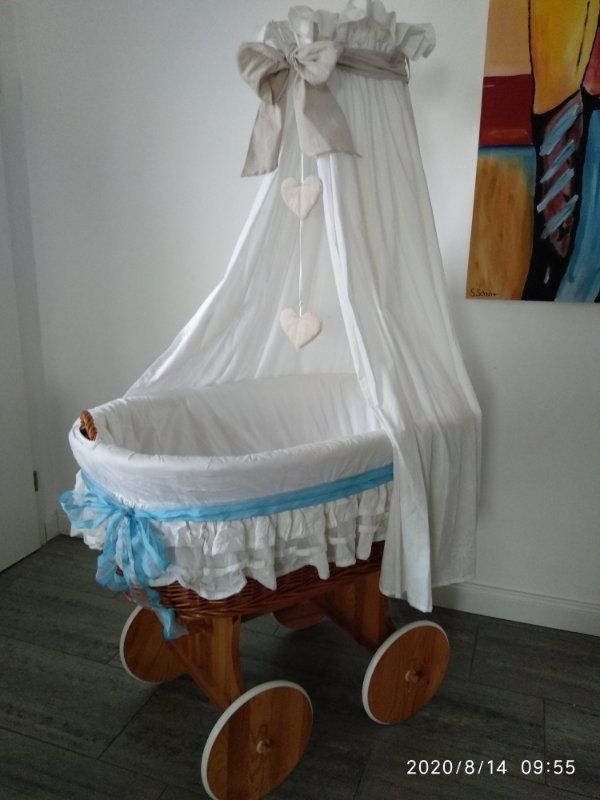 Stubenwagen Babybett von Gesslein NP