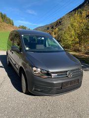 VW Caddy 4 Motion