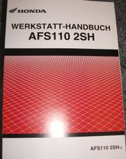 Werkstatthandbuch Honda AFS