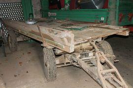 Ladewagen Miststreuer Anhänger Anhängerkupplung Zugöse Kipper