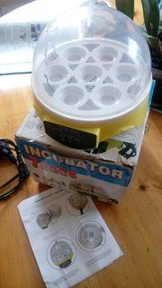 Brutmaschiene Inkubator