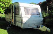 Wohnwagen WILK DE LUX 501
