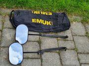 EMUK 100215 Wohnwagenspiegel Mercedes E-Klasse