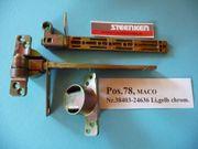 MACO-ECKdrehbandoben links 38403 für 11mm