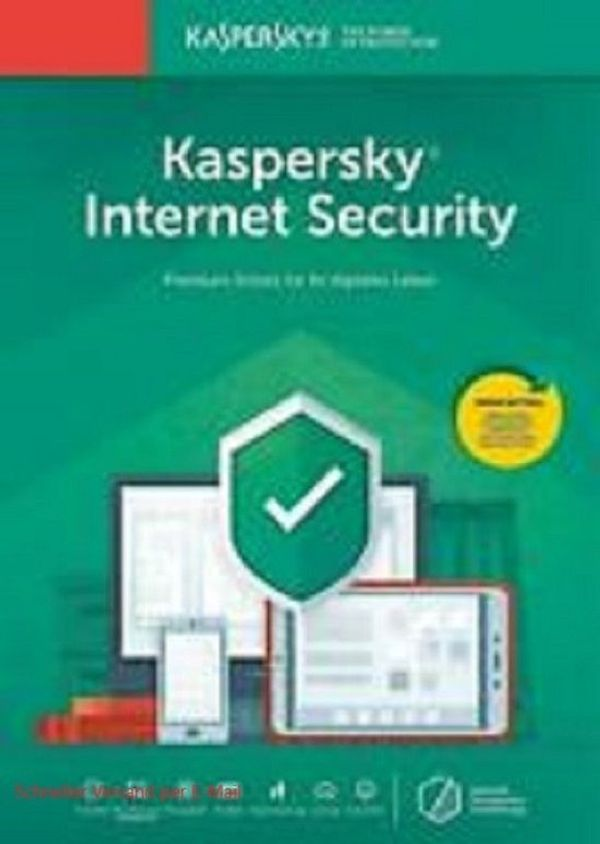 kasperski Internet security 2020 Antivirus