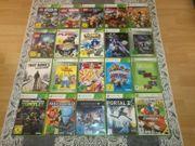 Xbox 360 Spiele 30x