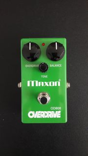 Maxon OD 808 Overdrive Boost