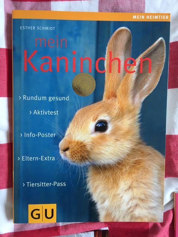 Buch Mein Kaninchen von GU